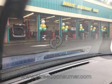 Mavis Discount Tire - Refused service