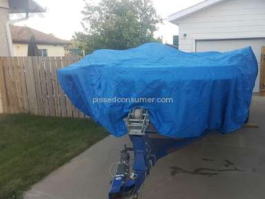 Seal Skin Covers Boat Cover Review from Weyburn, Saskatchewan