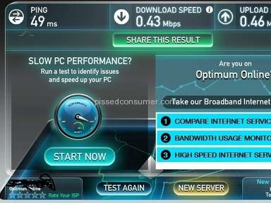 Optimum Telecommunications review 59431