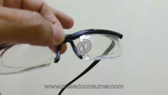 Dial Vision Eyeglasses