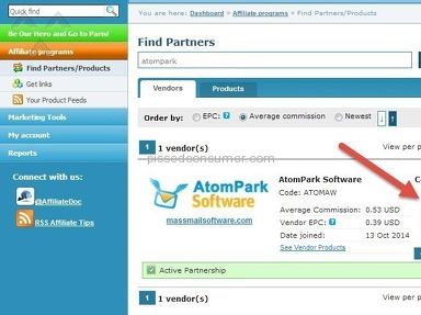 Atompark Software Software review 109807