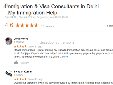 My Immigration Help Immigration Service review 248182