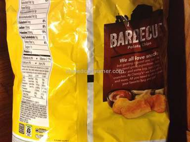 Clancys Chips Barbecue Chips review 138393