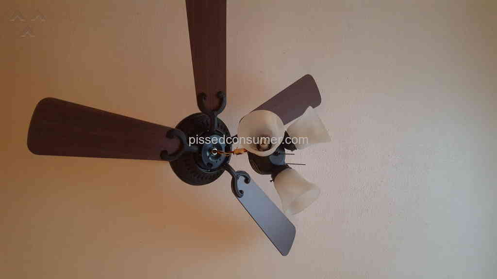 29 Litex Industries Reviews And Complaints Pissed Consumer Need 1 Ceiling Fan Arm Audiocablefo