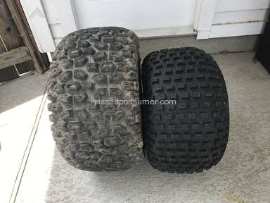 SimpleTire - BUYER BEWARE: Tires were not size indicated on sidewall