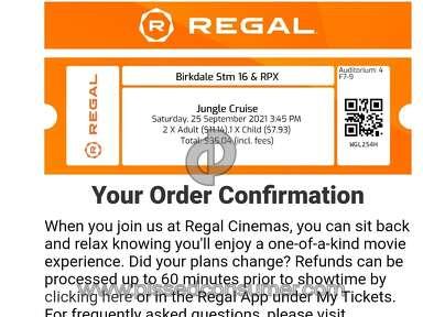 Regal Cinemas Cinemas and Theaters review 1307512