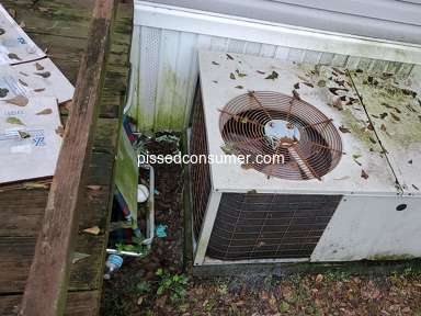 American Home Shield Air Conditioner Replacement review 851278