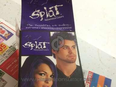 Splat Hair Color Purple Desire Hair Dye Review from Daytona Beach, Florida