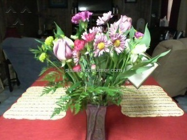 Ftd Flowers / Florist review 78359