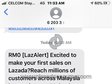 Lazada Malaysia Profile review 731281