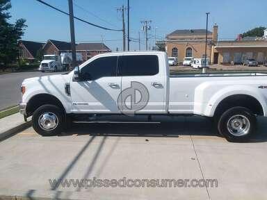 Paducah Ford - Poor service
