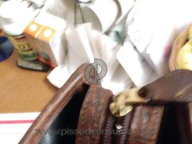 Tradesy Handbag review 355488