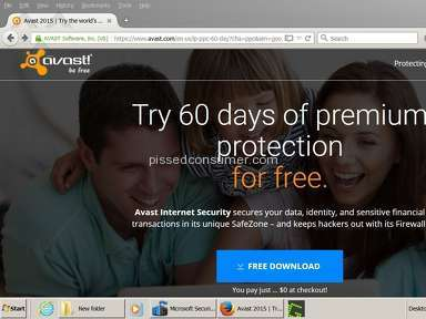 Avast Software Software review 74441