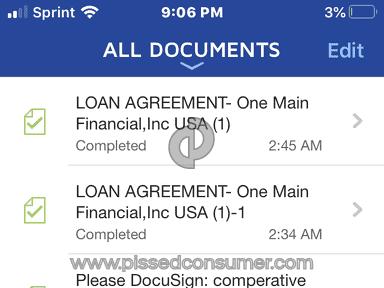 OneMain Financial Loan review 639072