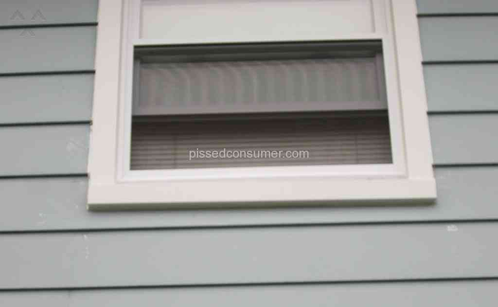 feldco window reviews patio doors feldco scratched up siding and poor communication installation reviews complaints pissed consumer