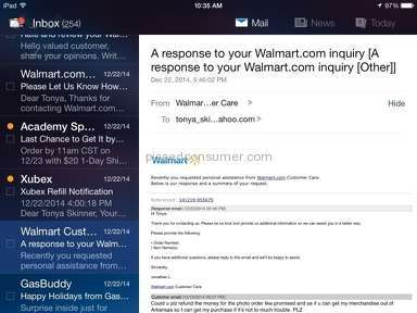 Walmart Prepaid Card review 57051