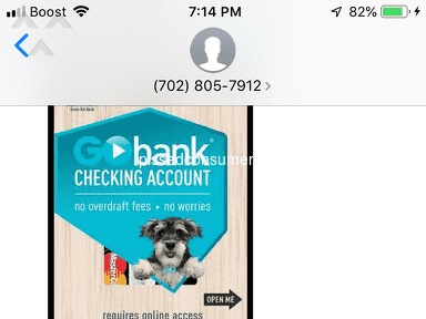 Gobank Prepaid Card review 361718