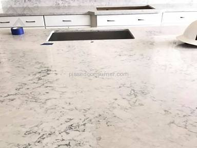 Calatlantic Homes - Might as well buy countertops on your own.