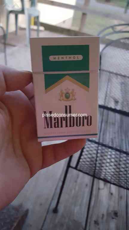 176 Marlboro Cigarettes Reviews and Complaints @ Pissed Consumer