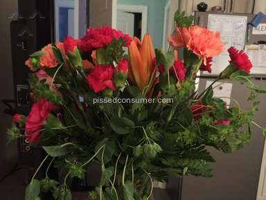 From You Flowers Arrangement review 263790