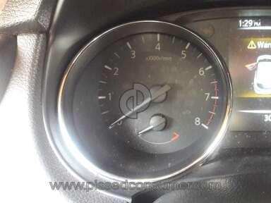Nissan Egypt - Car part damaged