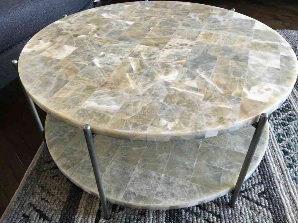 z gallerie furniture quality. Z Gallerie Glacier Coffee Table Review 165104 Furniture Quality
