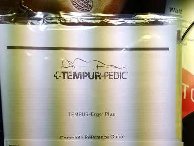 TempurPedic - Knee pain and allergies