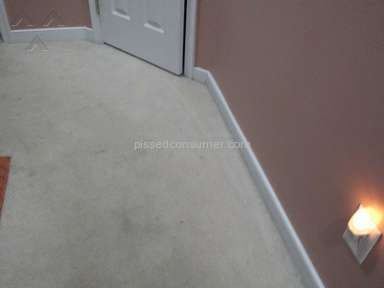stanley steemer carpet cleaning service review from richmond virginia