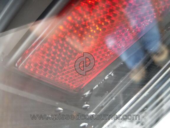 Spyder Auto Tail Light