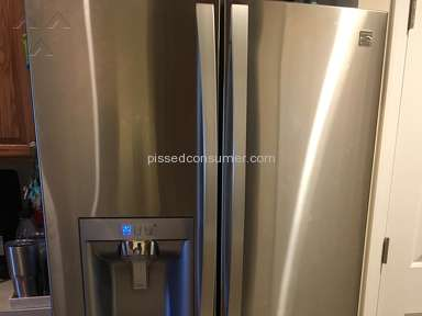 Sears Kenmore Refrigerator review 214510