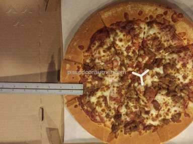 Pizza Hut Pizza review 44127