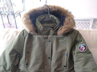 Steep And Cheap - Awesome coat, fast service and outstanding customer service