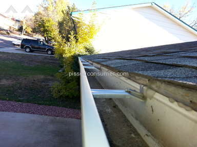 Gutter Helmet Of The Pikes Peak Region Gutter Installation review 30473