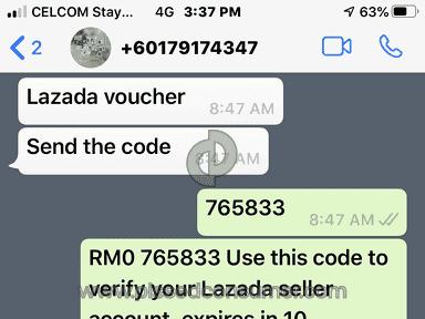 Lazada Malaysia Profile review 731275