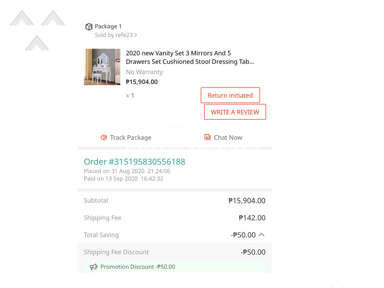 Lazada Philippines Auctions and Marketplaces review 817706