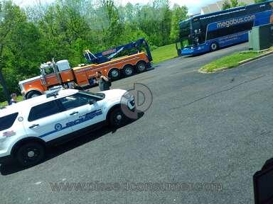 Megabus Bus Service review 388786
