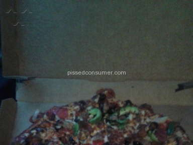 Dominos Pizza Pizza review 66365