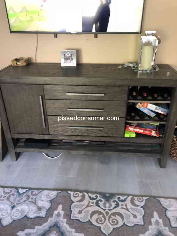 City Furniture   Defective Product And Dishonest Warranty Service Plan