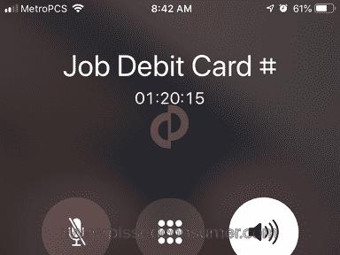 Global Cash Card - Devastated!