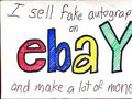 Ebay SCAM: Criminals making a lot of money selling fake autographs on ebay to unsuspected buyers