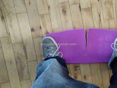 Simply Fit Board - Fitness Board Review