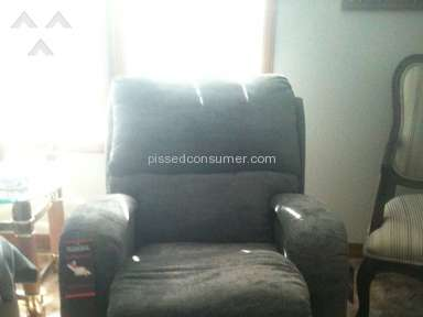 Southern Motion Furniture Recliner review 82933