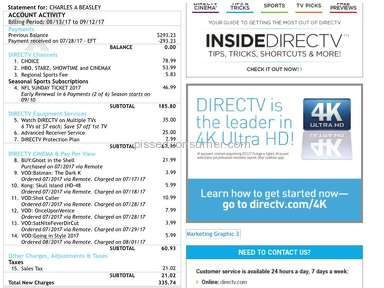 Directv Bundle review 228780
