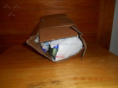 SmartBuy Depot - Bad packaging for USPS
