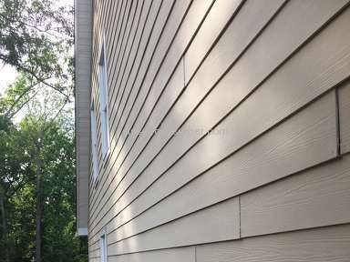 Schumacher Homes - Electrical and siding issues