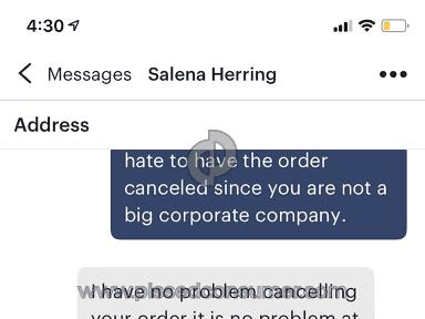 Etsy Salena Herring Profile review 742157