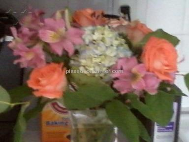 Teleflora Arrangement review 7223