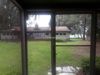 FlipKey - Camp Nepo, Ocala Fl. is Not lakefront, and IS FILTHY