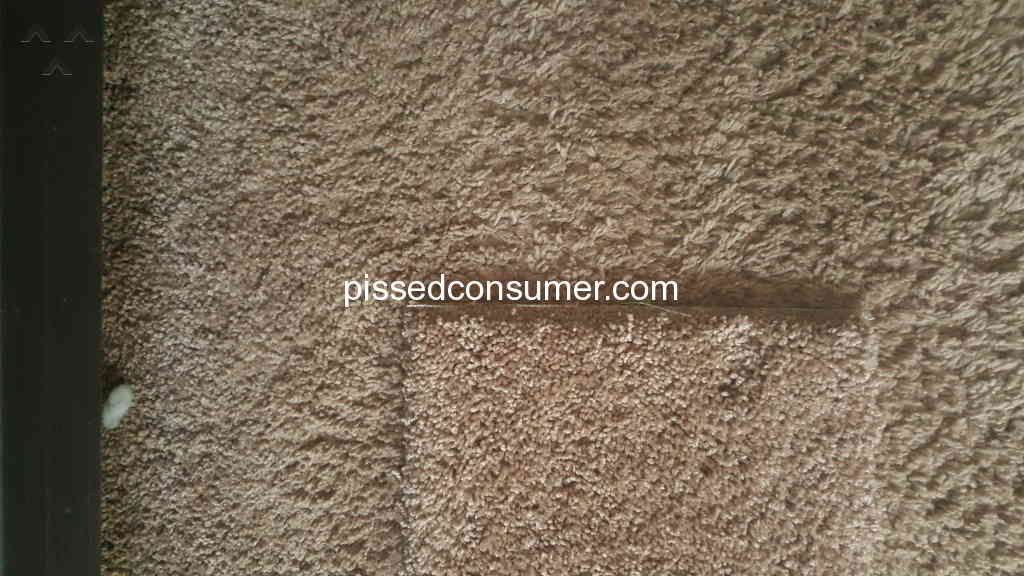 Mohawk Industries - Worst carpet I ever purchased!