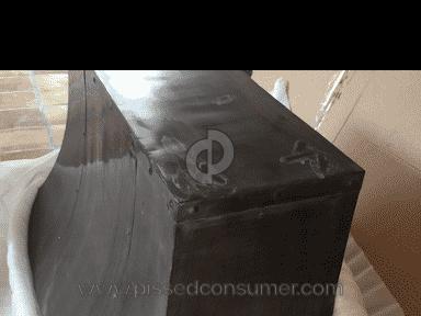 My Custom Made  Range Hood review 167200